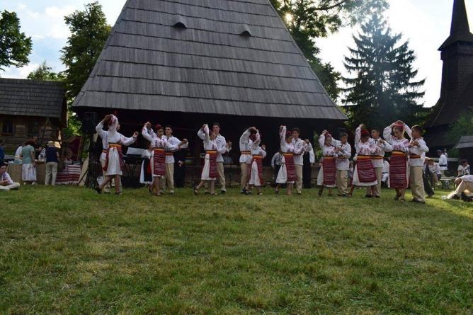 """""""Florile Zagonului"""" la Șezătoarea Românilor din Covasna și Harghita."""