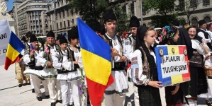 Românii din Covasna, Harghita şi Mureș vin la București!