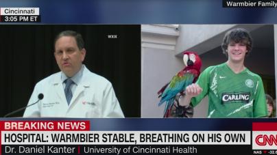 """Medicii: """"fostul deținut din Coreea de Nord, Otto Warmbier, are unele leziuni cerebrale severe"""""""