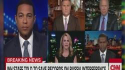 """CNN: """"Înconjurat de avocați, Trump înapoi în poziția familiară"""""""