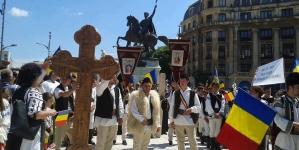 Hai la Arcul de Triumf în Marșul Românilor!