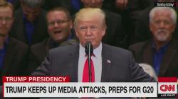 """Donald Trump discurs la O.N.U.: """"Respingem ideologia globalismului și îmbrățișăm doctrina patriotismului"""""""