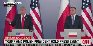 """Trump declară că amestecul electoral """"ar putea fi Rusia"""", dar """"nimeni nu știe sigur"""""""
