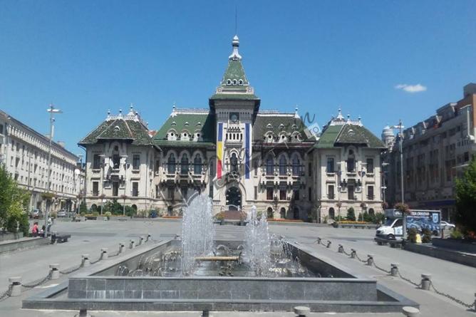 Demnitari români și secretarul general al NATO, în vizită la Craiova