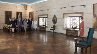 Patronaj Regal acordat celui de-al 42-lea Conventus Latin ORL