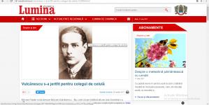 Mircea Vulcănescu în conștiița contemporanilor săi