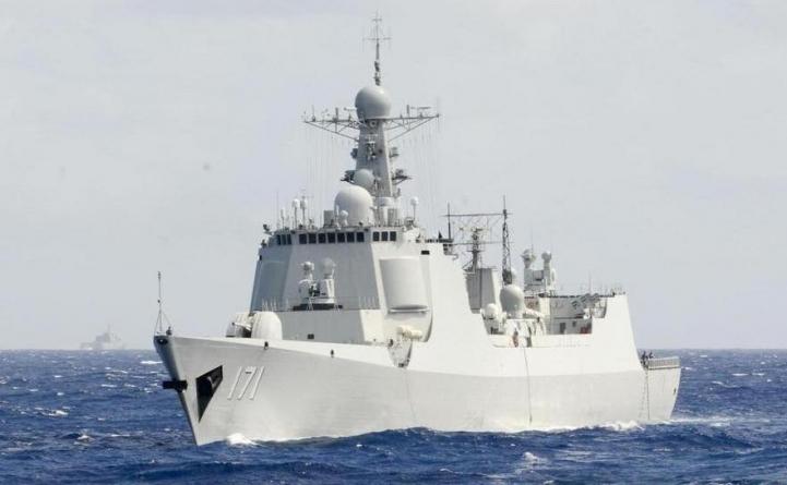 Beijingul semnalează că este pregătit pentru luptă în largul Peninsulei Coreene