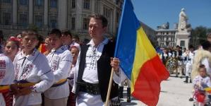 """Mesajul Asociației """"Calea Neamului"""" transmis la Izvorul Mureșului în ziua dezbaterilor privitoare la situația românilor din Covasna și Harghita."""