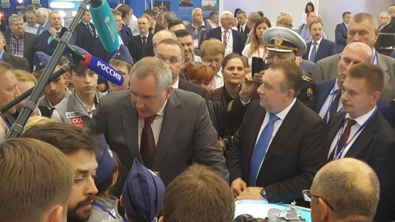 Vicepremierul Federației Ruse, Dmitri Rogozin, a șters toate postările în care amenința România!