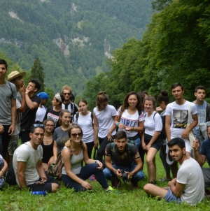 """Prima realizare celebră a tineretului """"EURO EDUCATION FEDERATION"""" dar și pentru învățământul românesc!"""