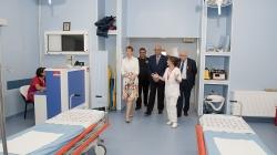 """""""Spitalul Clinic de Urgenţă pentru Copii"""" a fost vizitat de Principesa Maria!"""
