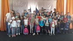 Un început de an școlar cu bucurie pentru elevii din ciclul primar de la Şcoala Gimnazială Petrechioaia nr 1, din judeţul Ilfov!