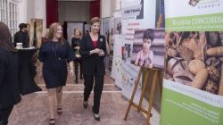 Principesa Maria, la concertul caritabil al Organizaţiei Umanitare Concordia!