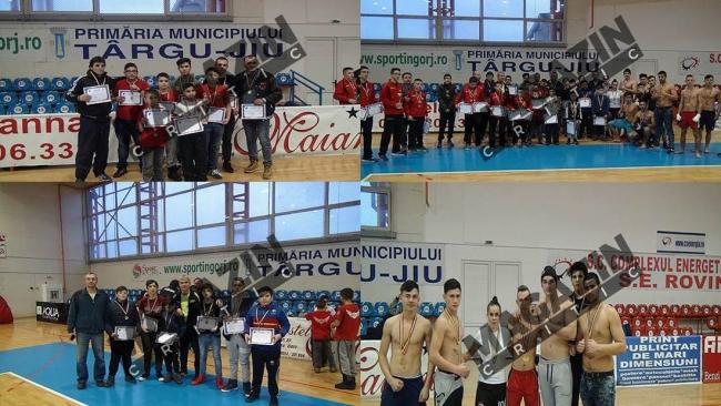 Exclusiv: O nouă ediție a Competiției Naționale de Arte Marțiale la Târgu-Jiu!
