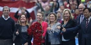 Premieră mondială în tenisul feminin românesc! Simona Halep este prima sportivă din România care urcă pe primul loc în topul WTA.