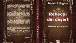 """Lansare de carte: """"Reflecții din deșert. Maxime și cugetări"""""""