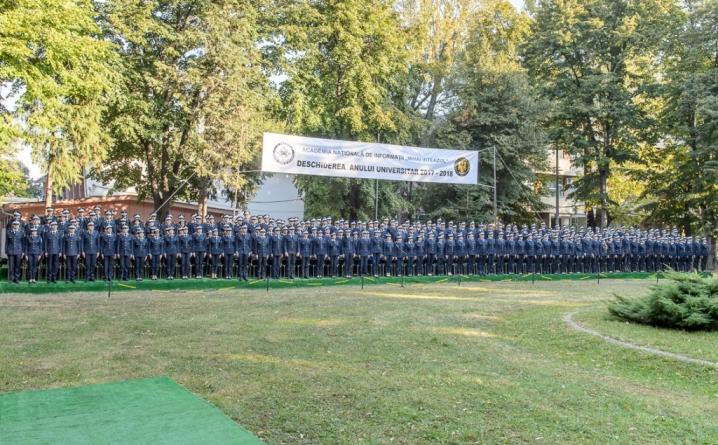 ANIMV – Deschiderea anului universitar 2017 – 2018