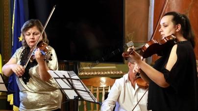 CONCERT – LYRA GORJULUI! MAEȘTRII BAROCULUI MUZICAL: Johann Sebastian Bach și Antonio Vivaldi