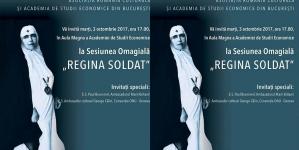 """Astăzi de la ora 17.00 începe Sesiunea Omagială """"Regina Soldat""""!"""
