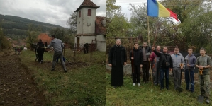 """Din nou la Vârghiș cu echipa Frăției Ortodoxe """"Sfântul Mare Mucenic Gheorghe""""!"""
