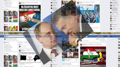 """Despre rețeta de """"discriminare"""" a algoritmilor celor de la facebook în relația româno-maghiară!"""