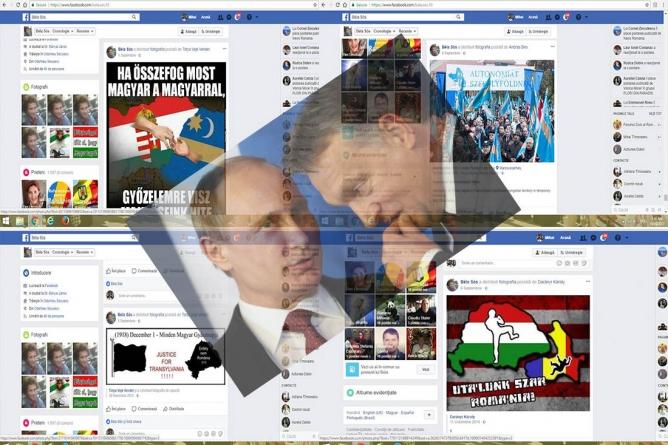 Ungurul Bela şi rusul Putin.
