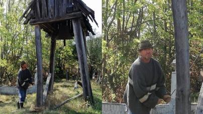 22 octombrie, ziua în care se va trage din nou clopotul la Vârghiș!