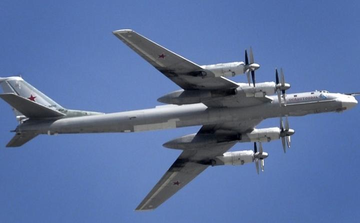 Bombardiere ruseşti interceptate în Marea Japoniei în apropierea unui portavion american