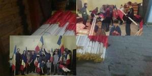 Frăția Ortodoxă Sfântul Mare Mucenic Gheorghe din Brașov în acțiune!