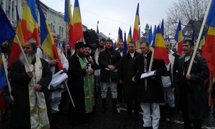România încă există, dar românii lipsesc cu desăvârșire! Doar câteva sute de persoane au luat parte la marșul de protest împotriva legiferării parteneriatelor civile