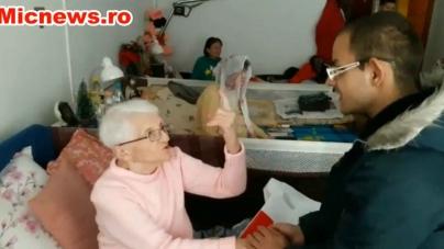 Sute de bătrâni din Capitală s-au bucurat de atenția colegilor noștri!