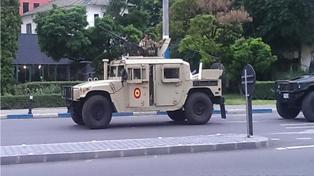 Autoevaluarea Statului Major al Forțelor Terestre