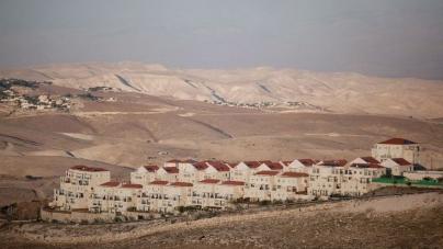 Israelul autorizează locuinţe construite în Cisiordania, ca răspuns la uciderea unui rabin