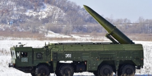 Rusia desfăşoară rachete capabile nuclear Iskander în enclava Kaliningrad