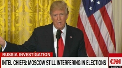 Washington (CNN)President Donald Trump still isn't buying that Russia interfered in the 2016 election.
