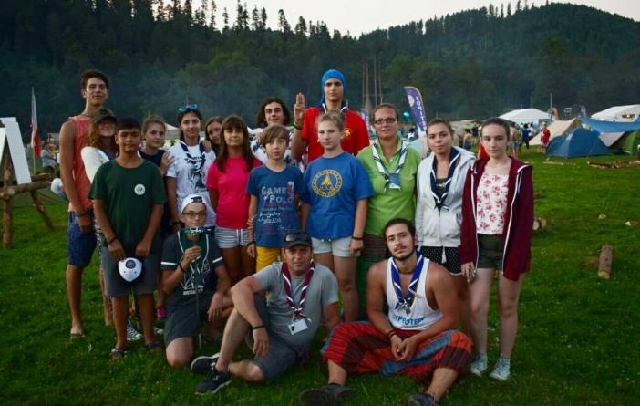 """Activități în forță a """"Cercetașilor"""" din Târgu-Jiu!"""