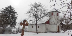 Duminica Ortodoxiei la Vârghiș, jud.Covasna, Biserica Ortodoxă din 1807, supraviețuitoarea prigoanei.