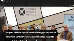 """Zeci de asociații ale comunităților de români din jurul României și din diaspora cer președintelui ICR să nu desființeze Direcția """"Românii din Afara Granițelor"""" (DRAG)!"""