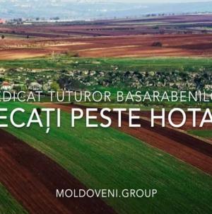 Măi rusule nu spera Moldova nu este-a ta!