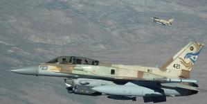 Israelul suspectat că a bombardat mai multe baze militare din Siria