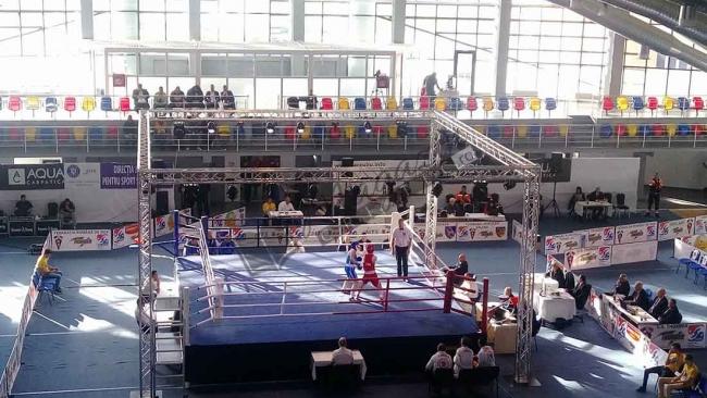 CAMPIONATUL EUROPEAN DE BOX U22 de la Târgu-Jiu, un real succes sportiv!