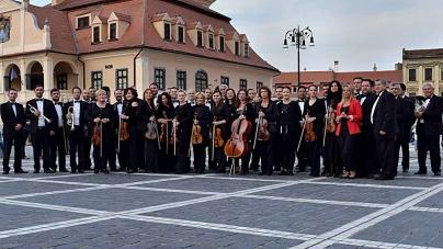 CONCERT SIMFONIC EXTRAORDINAR ANIVERSAR la Filarmonica din Brașov!