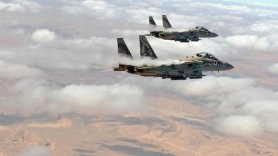 Israelul a lovit forţele iraniene de pe teritoriul Siriei