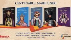 """Lansare – Colecția """"Centenarul Marii Uniri"""" la Târgu Jiu!"""