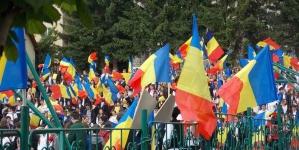 Marșul Românilor, București, 4 august 2019, ora 17; Piața Victoriei, Bulevardul Kiseleff, Arcul de Triumf.