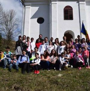 De Înălțare, Ziua Eroilor, Calea Neamului merge la Copiii Muntelui din Inima Harghitei, la Gheorgheni, cu Premiile Românismului.