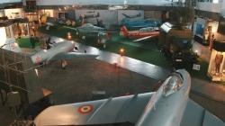 """Memorialul Eroilor Neamului, Muzeul Aviației și Muzeul Marinei Române, deschise publicului în """"Noaptea Muzeelor"""""""