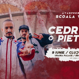 Avanpremiera Școlii Vechi la Cluj-Napoca cu Cedry2k!