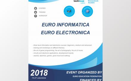EURO INFORMATICA & EURO ELECTRONICA – TECHSOUP