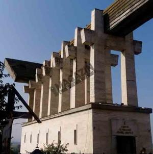 Exclusiv! Despre monumentul martirilor de la Aiud într-un mic documentar audio-video.